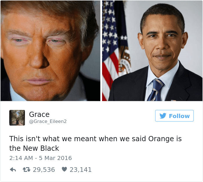 Hilarious Response About Donald Trump
