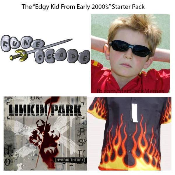 Hilarious Starter Packs