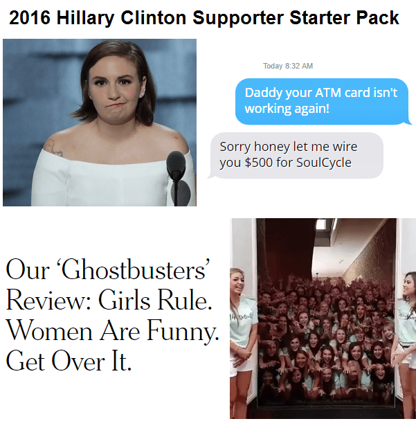 Hillary Clinton Supporter