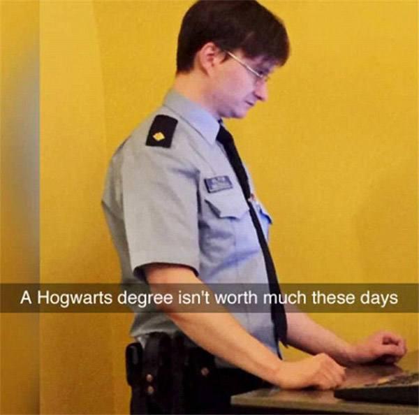 Hogwarts Degree