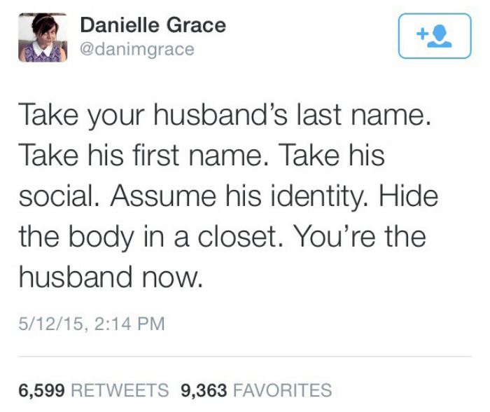 Identity Theft Funny Feminist Memes