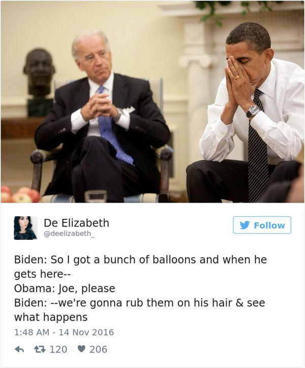Joe Biden Balloons