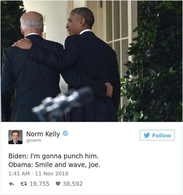 Joe Biden Punch