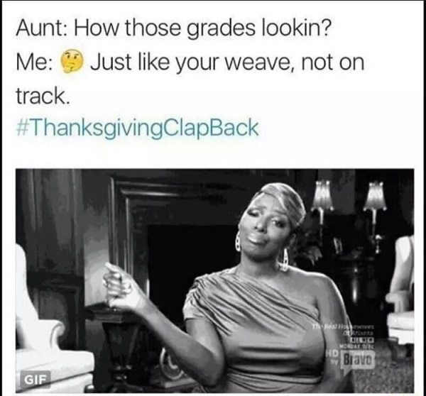 Just Like Your Weave