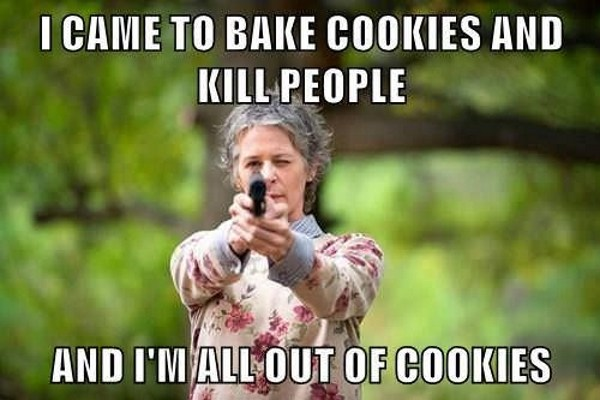 Kill Em With Cookies