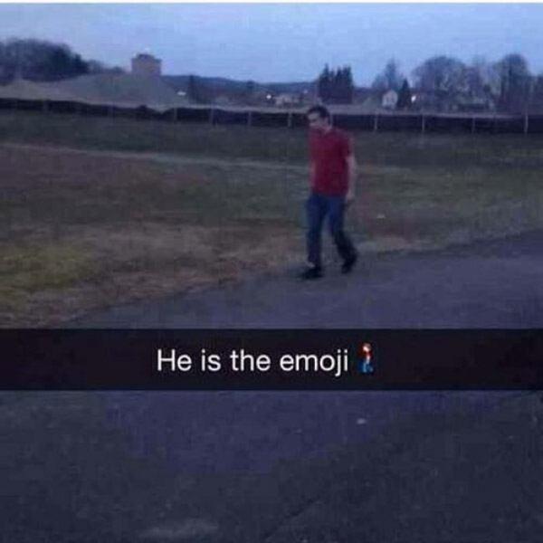 Living Emoji