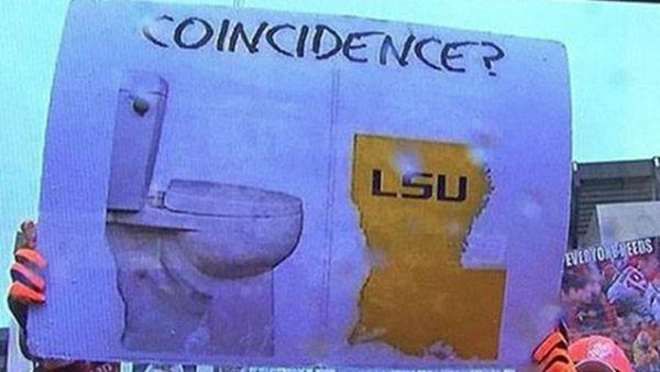 Lsu Toilet