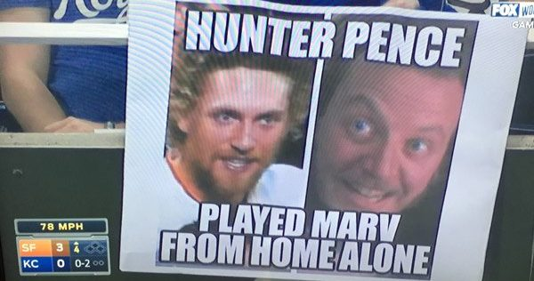 Marv Home Alone
