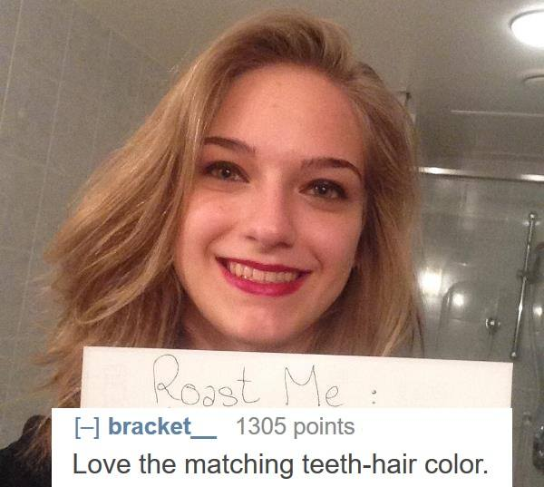 Matching Teeth