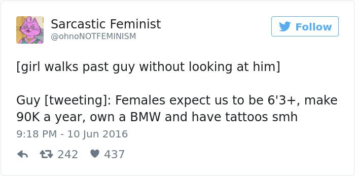 Men Overreact Too