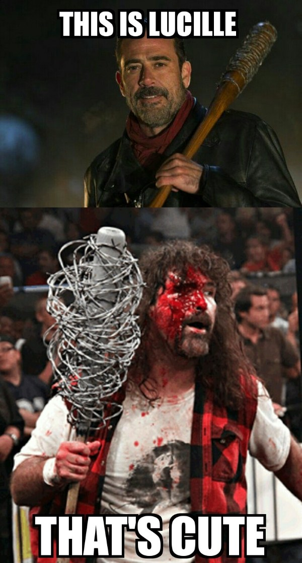 Negan Foley
