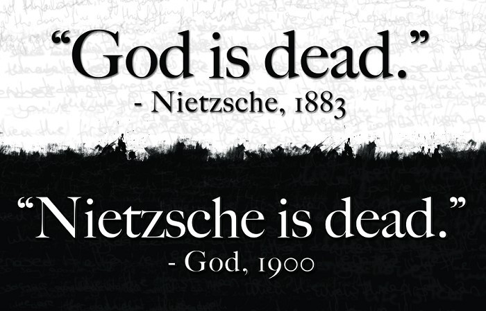 Neitzsche Is Dead