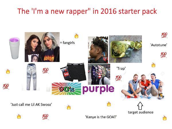 New Rapper