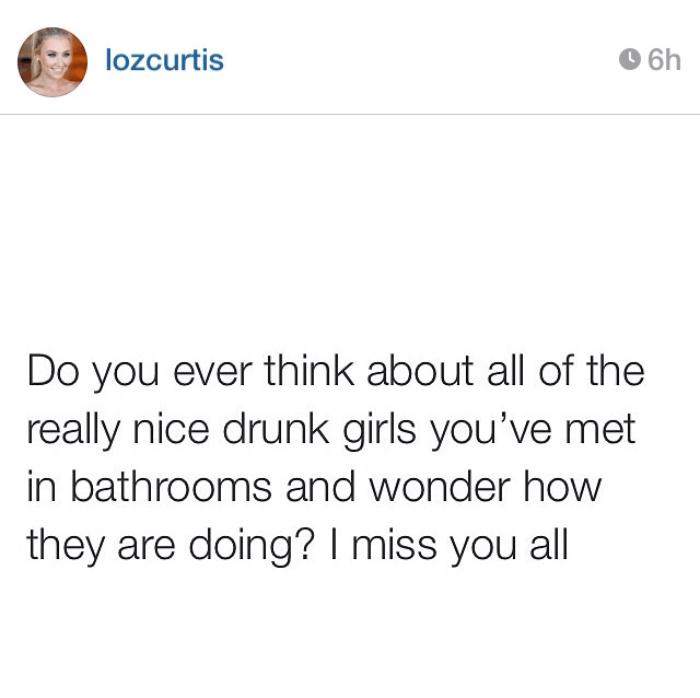 Nice Drunk Girls