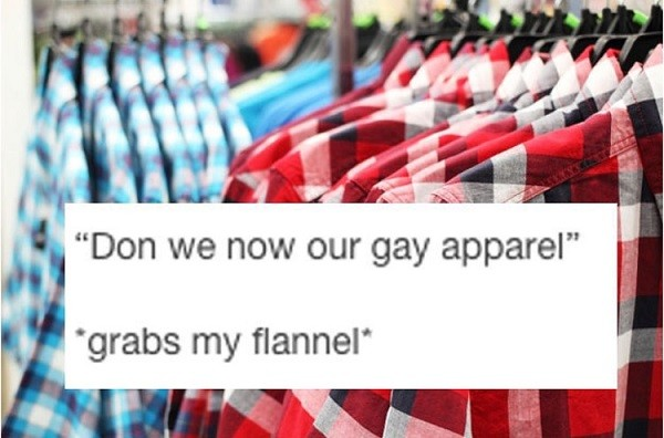 Our Gay Apparel