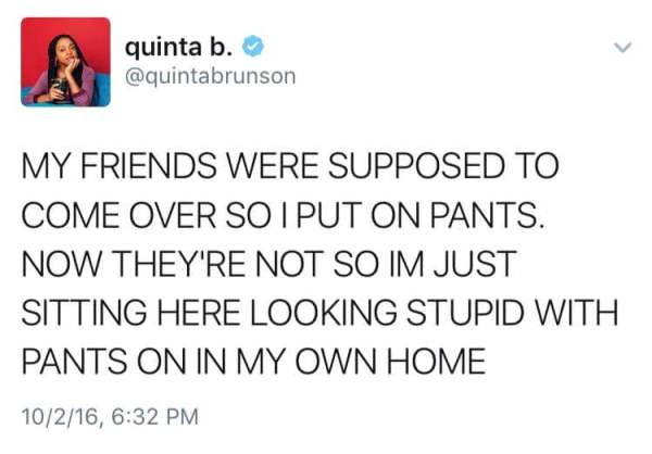 Pants Are The Worst