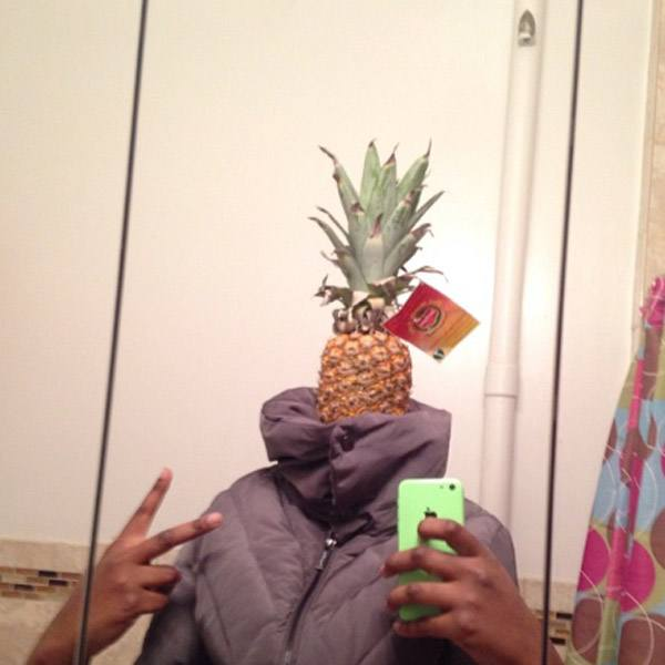 Pineapple Man