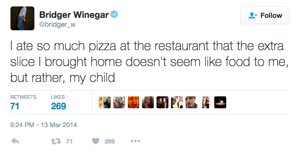 Pizza Is Child