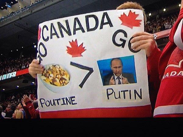 Poutine Putin