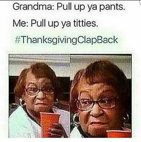 Pull Up Ya Titties