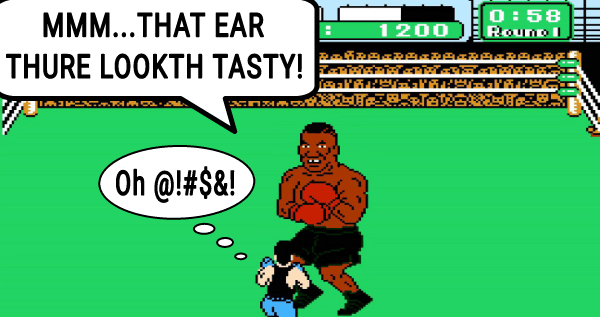 Punch Out Ear