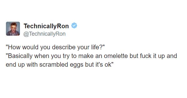 Relatable Tweets