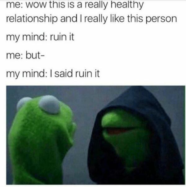 Evil Kermit Memes Ruin It