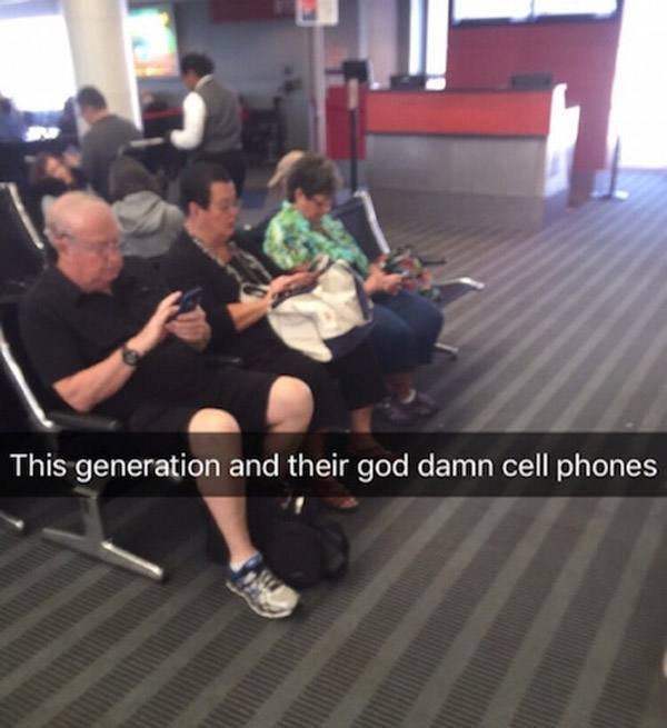 Seniors Cell Phones