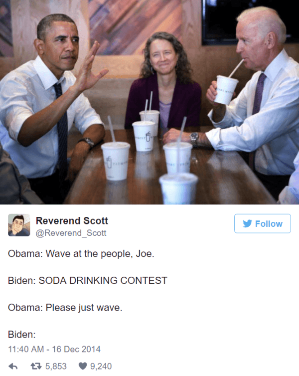 Soda Drinking Contest