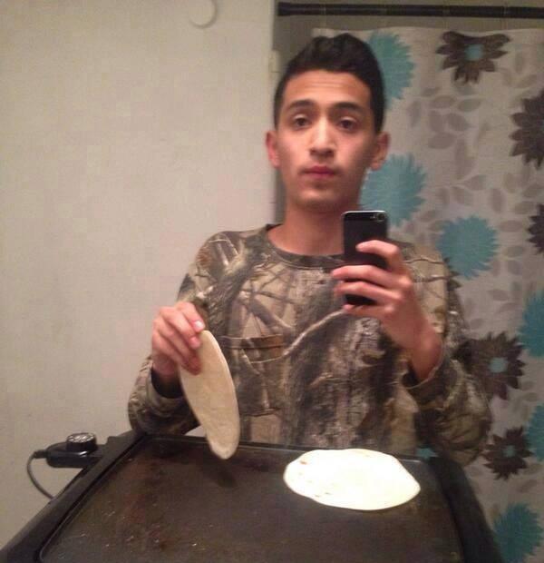 Tortilla Selfie