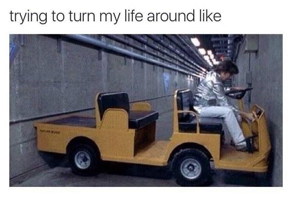 Turning My Life Around