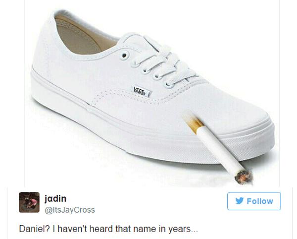 Vans Shoe Daniel
