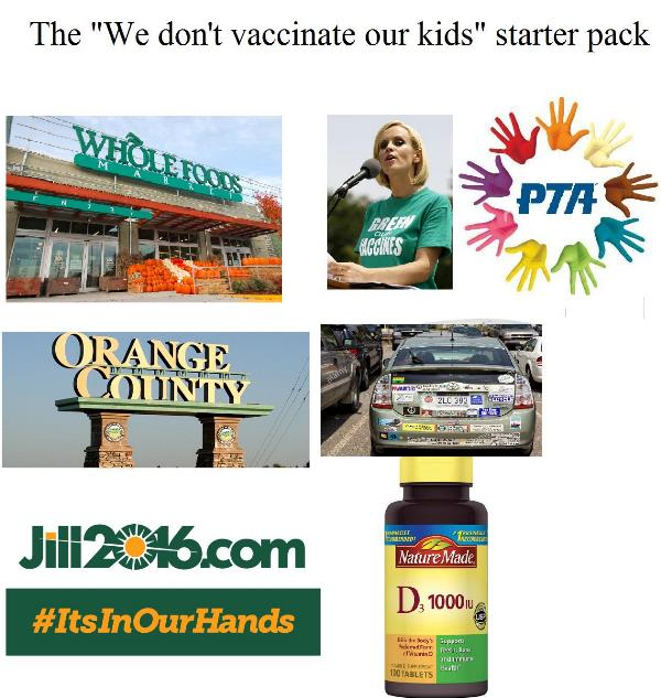 We Dont Vaccinate Our Kids