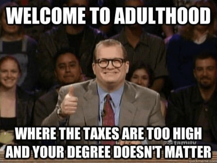 Whose Line Adulting