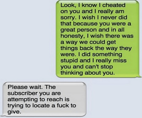 Funny Sarcastic Texts