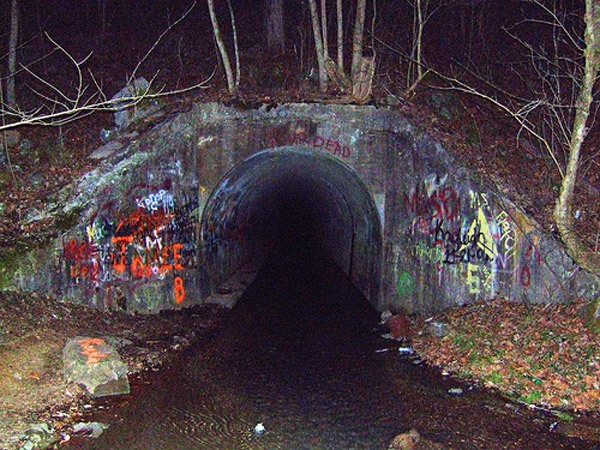 Senesbaugh Tunnel