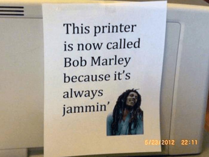 Always Jammin