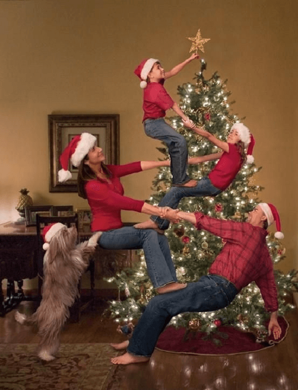 Atheletic Acrobatic Family