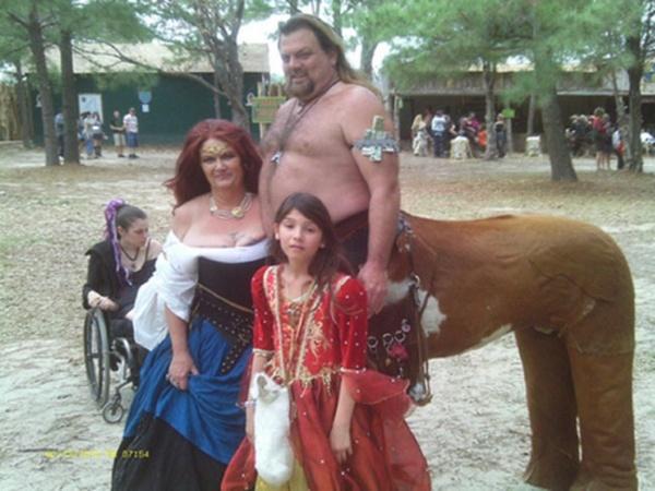 Awkward Centaur
