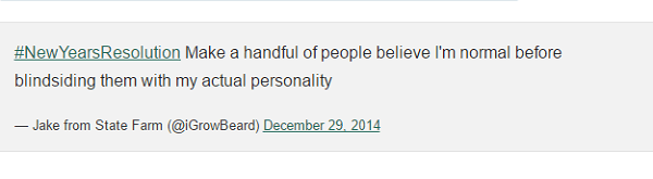 Blindsiding People From Real Personality