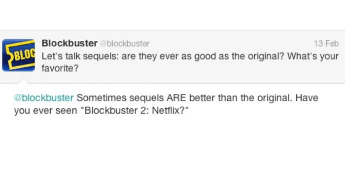 Blockbuster Two Netflix Memes