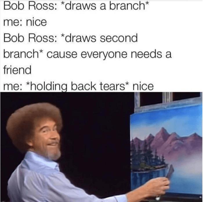 Bob Ross Branch