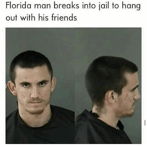 Breaking Into Jail