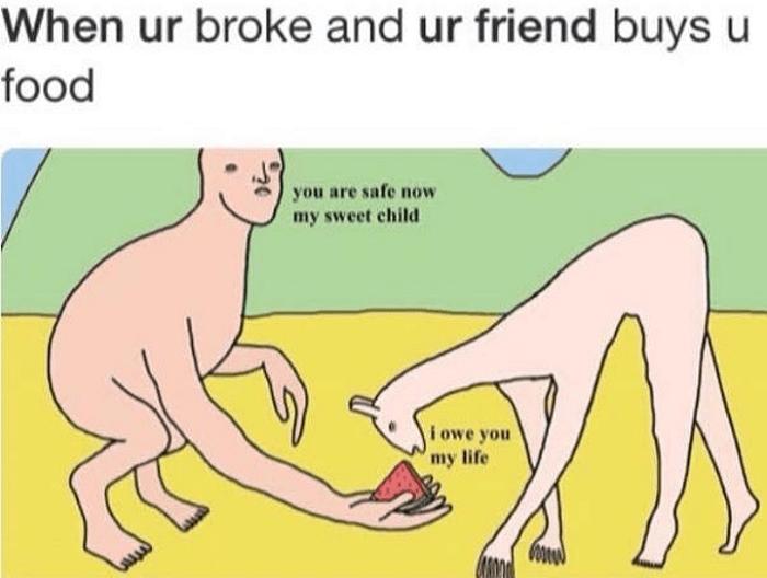 Buy Me Food