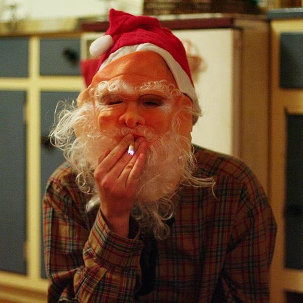 Cancer Claus