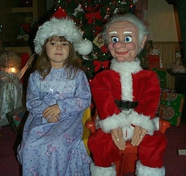 Christmas Dummy