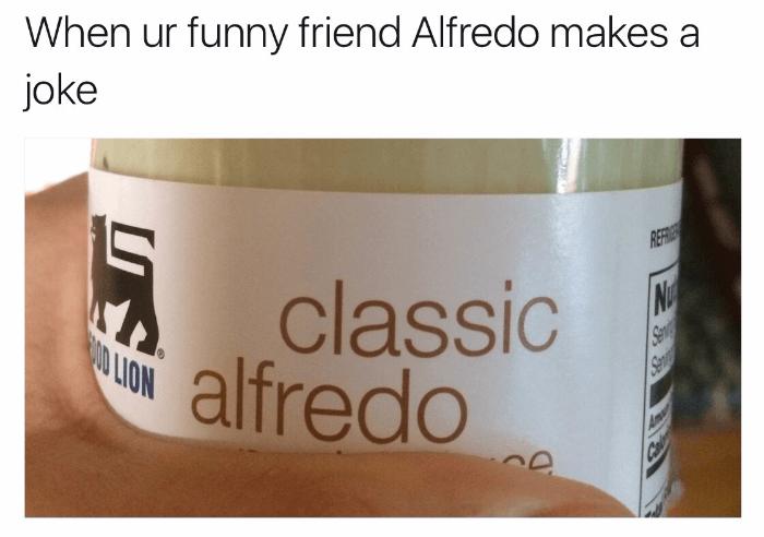 Classic Alfredo