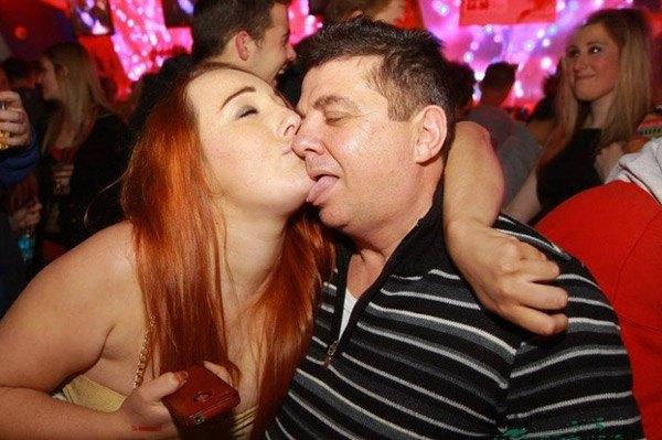 Confused Kiss Fail