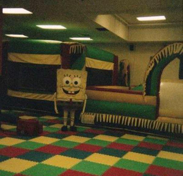 Creepshow Spongebob