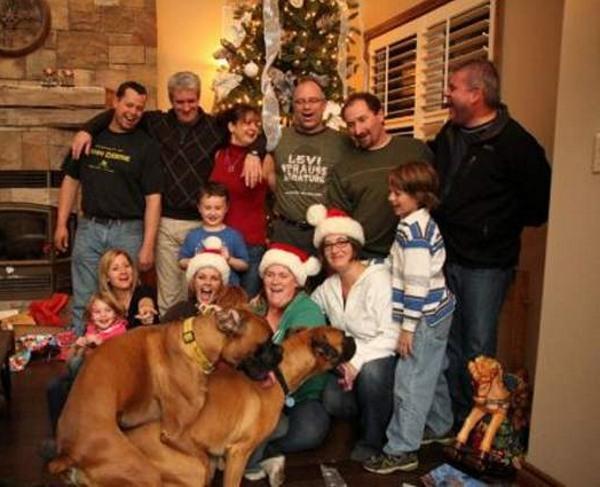 Doggy Style Christmas